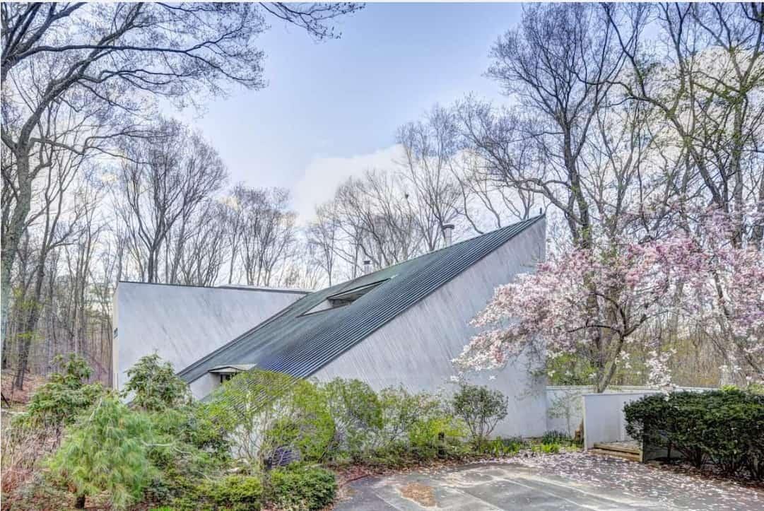 Wil Armster's White Cedar modern